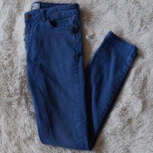 Zara Basic Denim Skinny Jeans